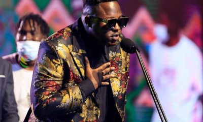 VGMA 22: Medikal Sets Record By Winning Hiplife/Hip-hop Artiste of The Year, 3-times In a Row.