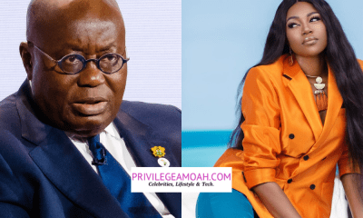 Yvonne Nelson Questions If Nana Addo Was Able To Sleep Well Amid The Trauma Ghanaian Youth Are Going Through