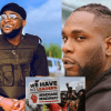 #EndSARS: Court Throws Out Case Against Davido, Burna Boy and 47 others