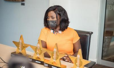 2022 VGMA Artiste Of The Year, Diana Hamilton Lauds Vodafone For Supporting Ghana Music