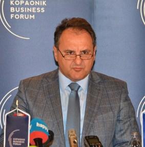 Aleksandar Vlahovic, predsednik Saveza ekonomista Srbije