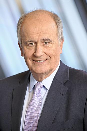 Karl Sevelda, Generalni Direktor RBI