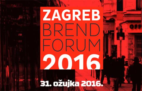Zagreb Brend Forum Očekuje 350 Učesnika