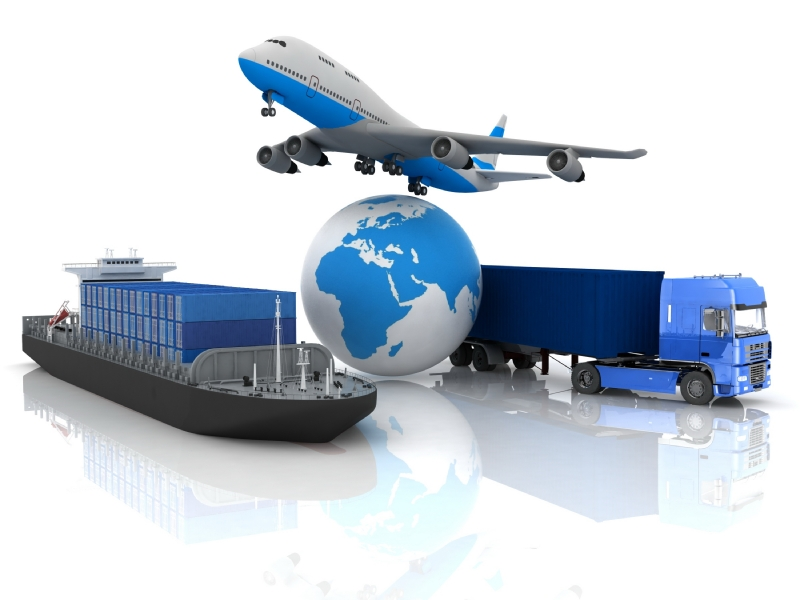 Types Of Transport Of Transporting Are Loads.