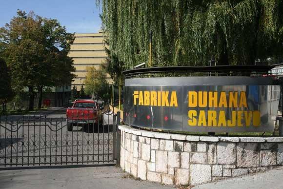Fabrika Duhana Sarajevo