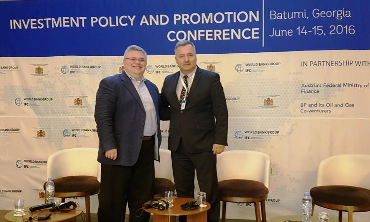 Vujanovic Gruzija Konferencija
