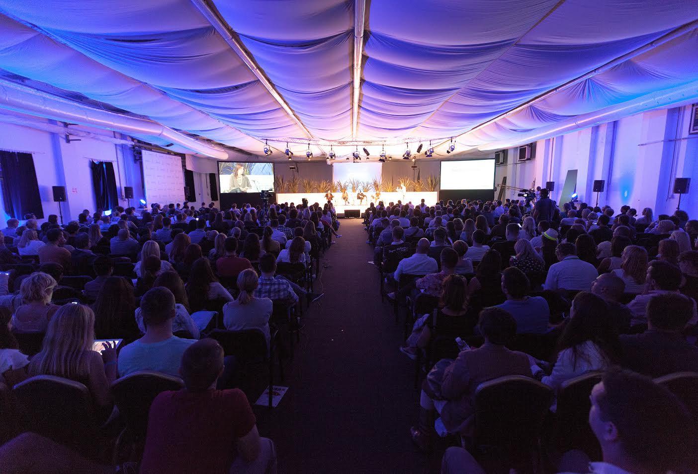 19.09.2014., Rovinj - Weekend Media Festival 2014.  Panel Diskusija Mad Man Vs Math ManPhoto: Danijel Berkovic/PIXSELL