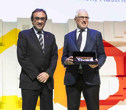 Dodjela Nagrade Josep Rull I Reinhard Brehmer Fira De Barcelona