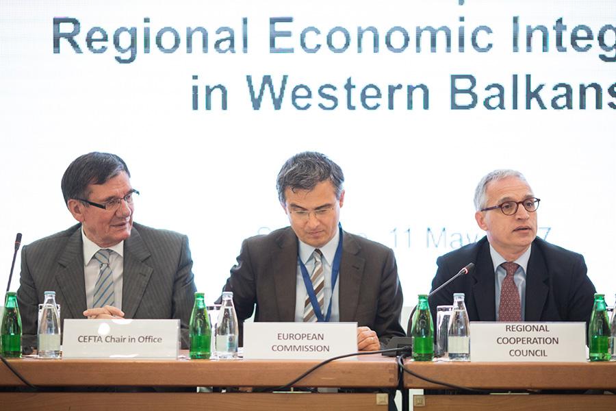 Ekonomije Zapadnog Balkana Nastavljaju Pripreme Za Predstojeći Samit U Trstu Na Zajedničkoj Radionici RCC-CEFTA-Evropska Komisija
