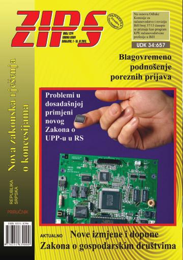 ZIPS Br. 1274
