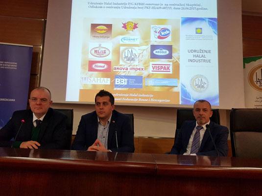 P/GKFBiH: Prezentiran Rad  Udruženja Halal Industrije