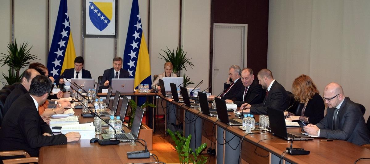 Održana 131. Sjednica Vijeća Ministara Bosne I Hercegovine