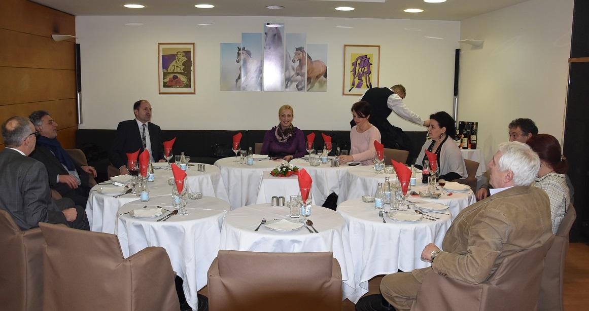 Ministar Nenadić Na Sastanku Sa Predstavnicima Federalne I Kantonalne Advokatske Komore