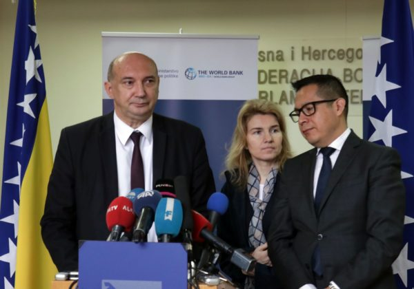 Predstavljen Projekt Podrške Zapošljavanju U BiH