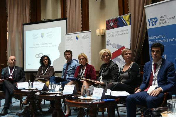 Ključni Projekti U Sektoru Zapošljavanja Predstavljeni Danas U Sarajevu