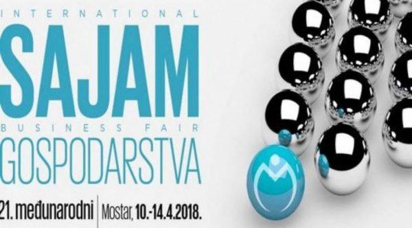 Srbija Zemlja Partner Na Sajmu Privrede U Mostaru
