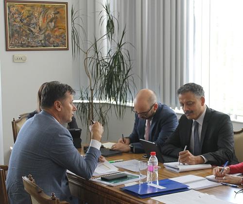 Premijer Novalić Primio Delegaciju MMF-a