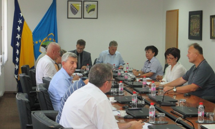 Vlada TK Dogovorila Pravce Djelovanja Sa Sindikatom Radnika GIKIL A