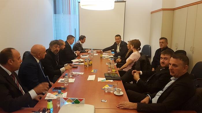 Delegacija Privrednika Iz Italije Posjetila FIPA-u