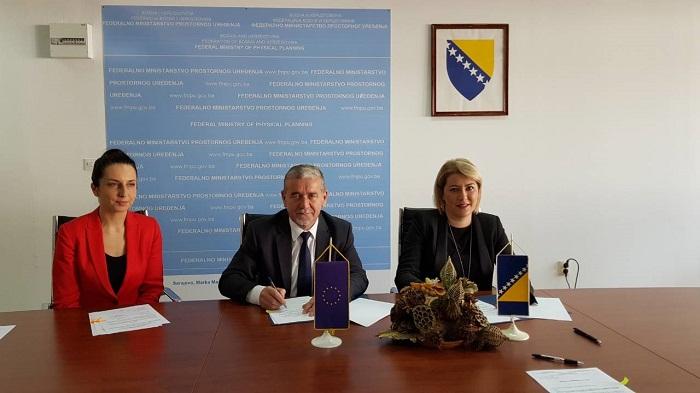 Potpisan Ugovor Za Obnovu Još Tri školska Objekta U KS