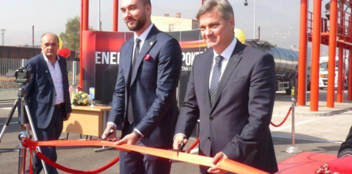 HIFA Oil otvorila Terminal tečnih goriva u Zenici