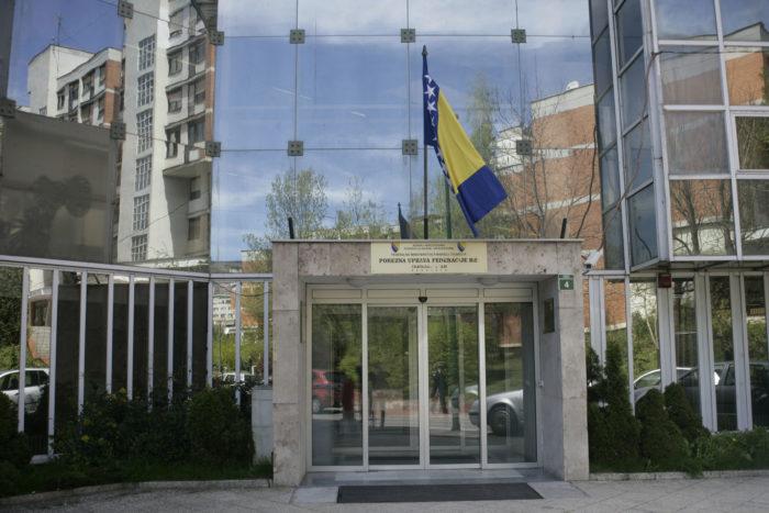 POREZI – Porezni Inspekcijski Nadzor Direktnih Poreza U Federaciji BiH