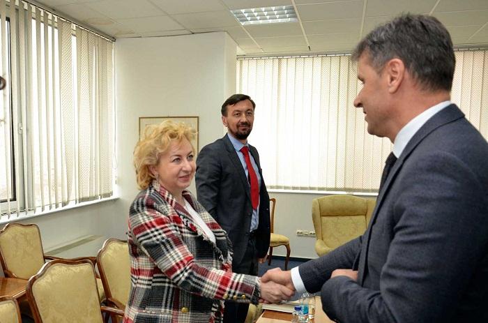 Premijer Novalić Primio Ambasadore Gutić Bjelica I Bencun
