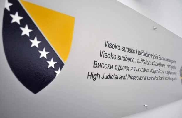 VSTV BiH Imenovao Nosioce Pravosudnih Funkcija