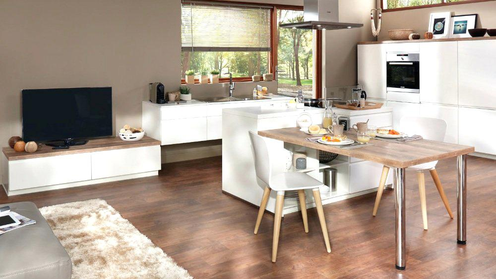 Table Haute Plan De Travail Country French Kitchens