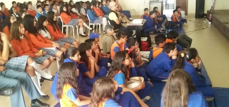 PRIX JEUNESSE – Ecuador Suitcase Workshop
