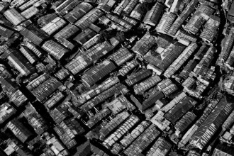 Kibera is one of the most densely populated places on earth; this means that 1,500 people on average live on the equivalent of a football pitch, or...