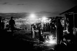 Women and girls risk rape if they step outside their mud brick homes after dark. Kibera is composed of 12 main villages all plagued by the same...