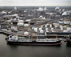 Oil Tanker and Refineries