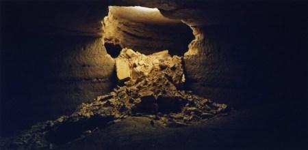 Ciel Tombé #7008 / Paris underground