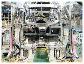 Usine Toyota n°9