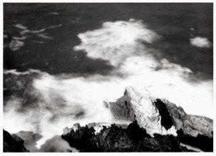First Light – South, Southeast – The South Atlantic Ocean at The Indian Ocean Cape Point, # 2