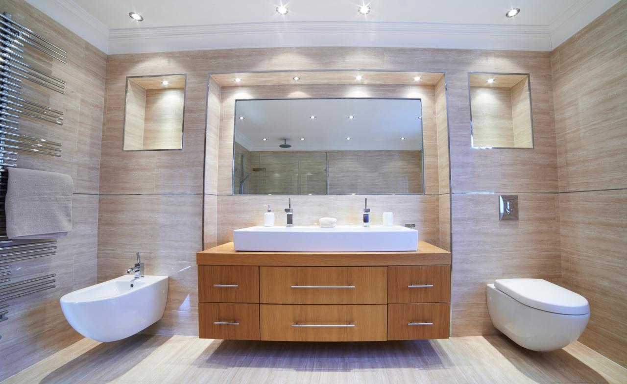 Eclairage de salle de bains  comment choisir en