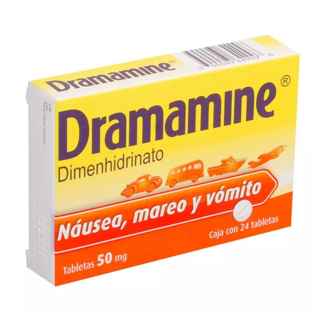 Dramamine: ¿Qué es y para qué sirve? - Todo sobre medicamentos