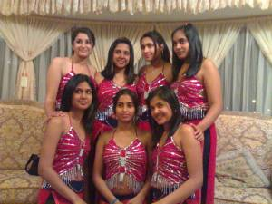 Private Coaching in Bollywood Indian dance