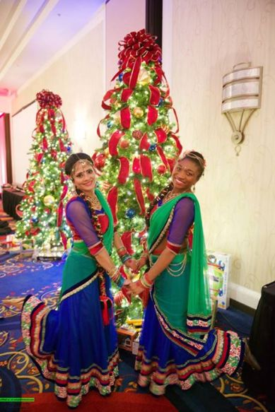 Bollywood dance for Holiday parties