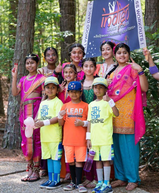 Best Bollywood dance teacher school academy Morrisville Cary Raleigh Durham Apex