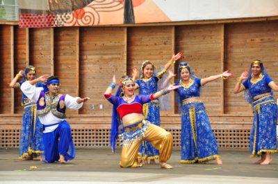 Bollywood Dance Teacher Cary Raleigh Morrisville