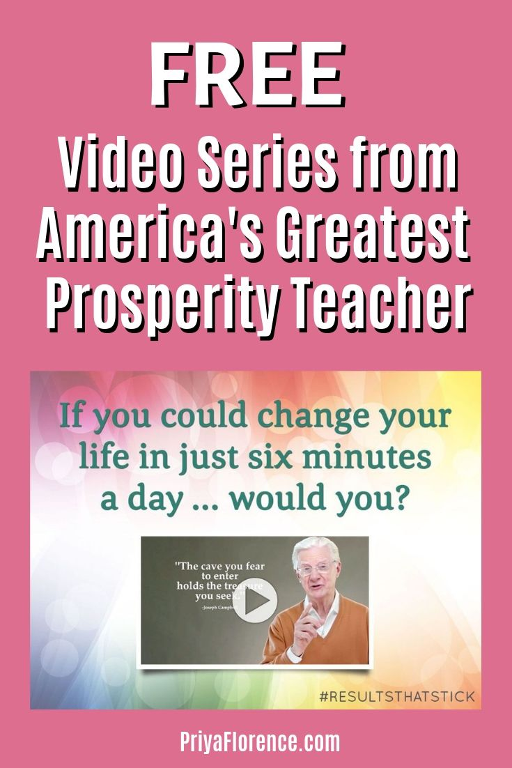 FREE 6 Minutes to Success Video Series