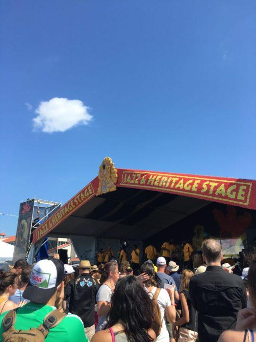 Jazz Fest, New Orleans