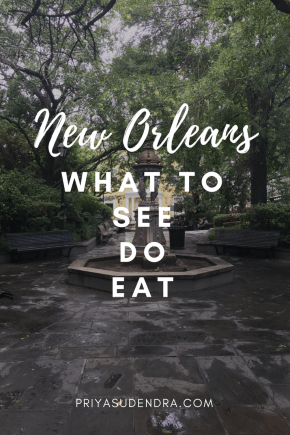 A Week In New Orleans