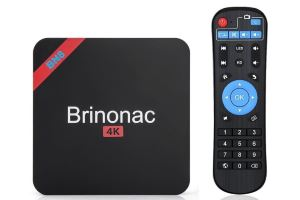 Brinnonac BN8 4K HD Smart TV Box Review