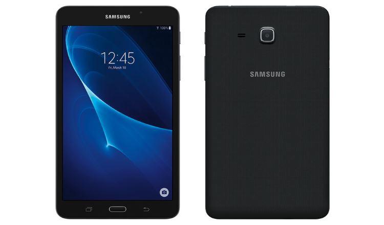 """Samsung Galaxy Tab A 7"""" — Best Samsung 7-Inch Tablet"""