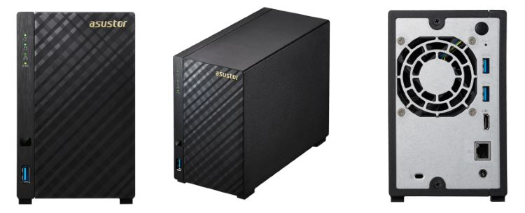 ASUSTOR AS3202T — Best Cheap NAS for Plex