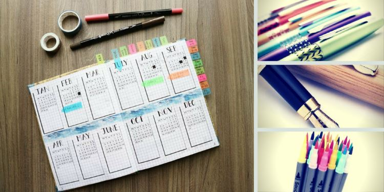 Best Bullet Journal Pen