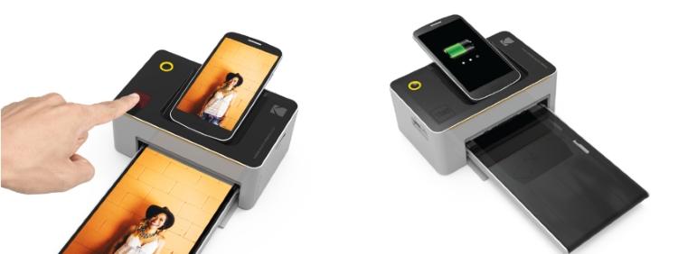 Kodak Dock and Wi-Fi Photo Printer — Best Cheap Sublimation Printer